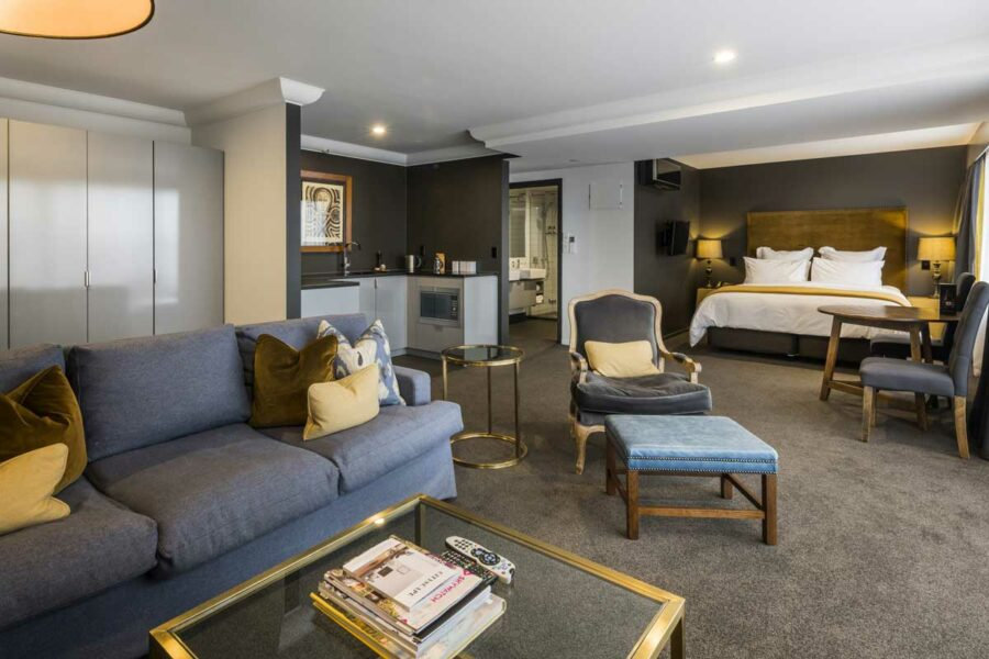 Hotel Montreal Christchurch luxury 5 star hotels
