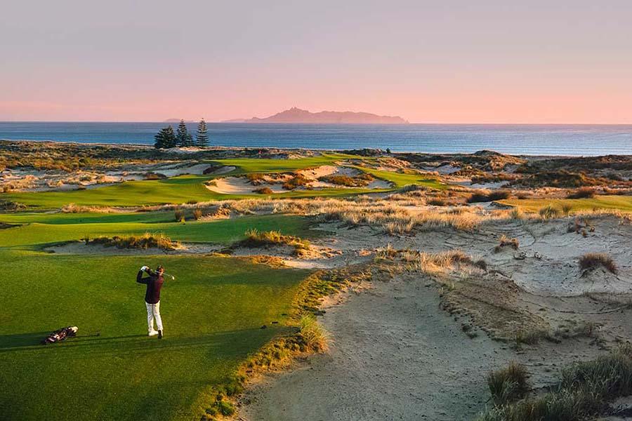 07 Day New Zealand Golf Itinerary