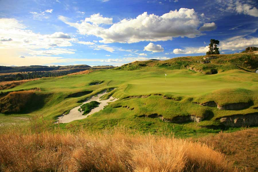 Kinloch Club Taupo New Zealand golf packages