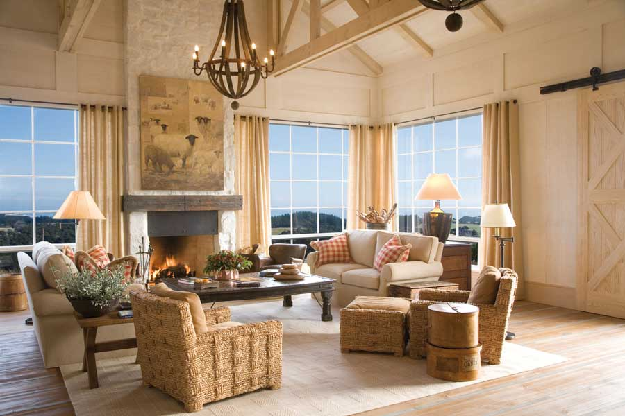 The Farm at Cape Kidnappers Hawkes Bay luxury lodge accommodation