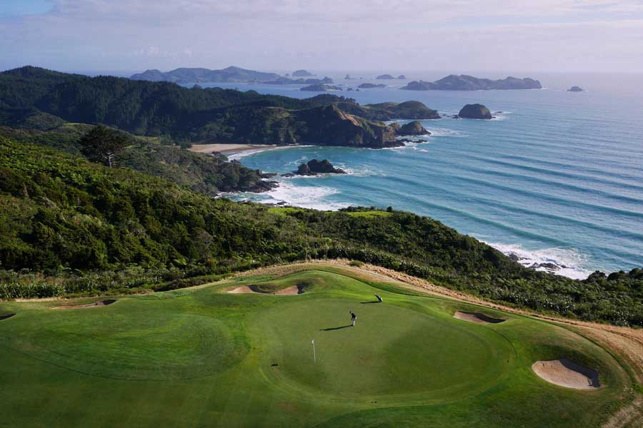 New Zealand golf packages