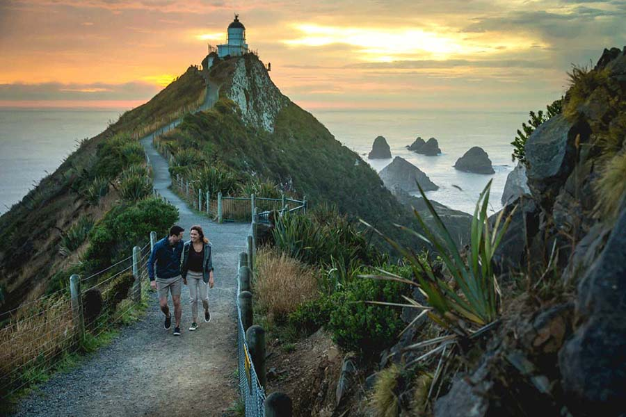 Otago Dunedin lighthouse Catlins