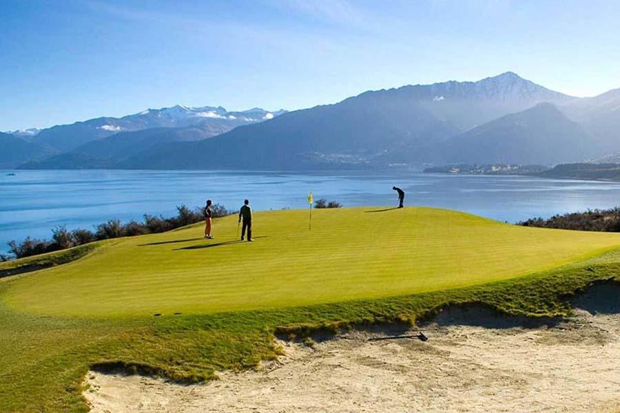 Queenstown Golf Deal – Luxury Long Weekend Escape