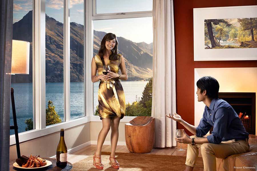 Matakauri Lodge Queenstown NZ luxury lodges of New Zealand