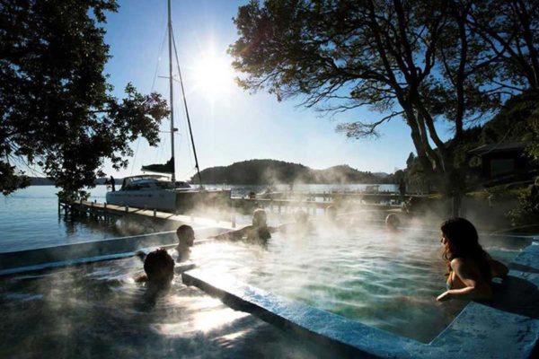 Pure Cruises Rotorua luxury travel New Zealand