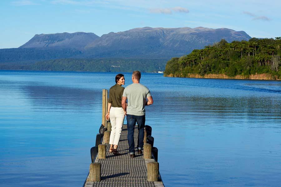 Top 5 New Zealand Honeymoon Destinations
