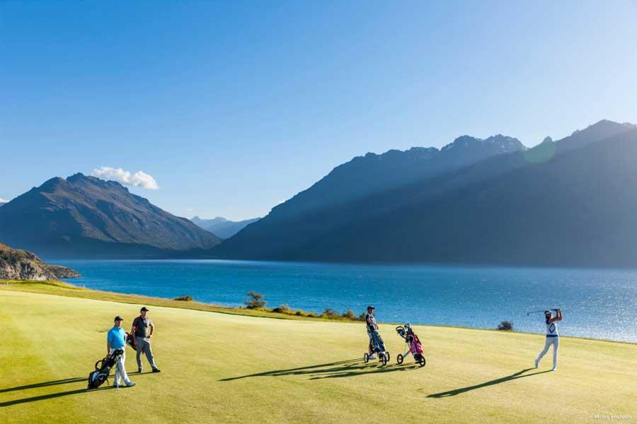 14 Day New Zealand Golf Itinerary