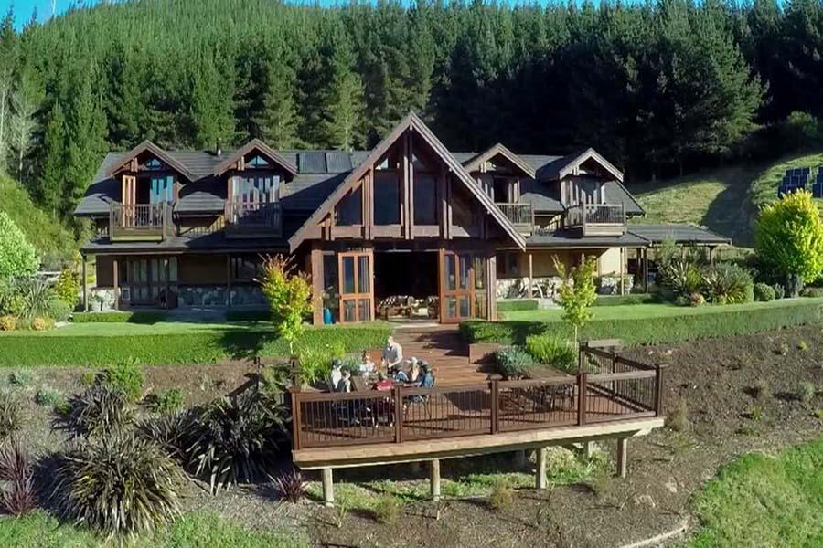 Stonefly Lodge Nelson fishing luxury lodges of New Zealand