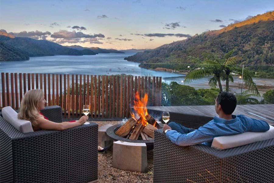 The Sounds Retreat Marlborough luxury lodges of New Zealand
