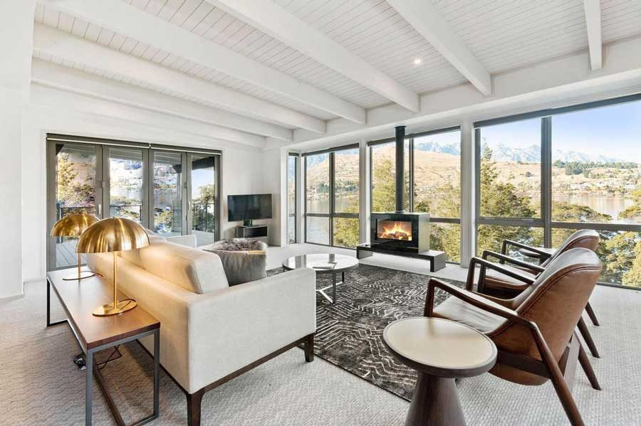 The Rees Hotel Queenstown, one of the top luxury hotels and lodges in queenstown
