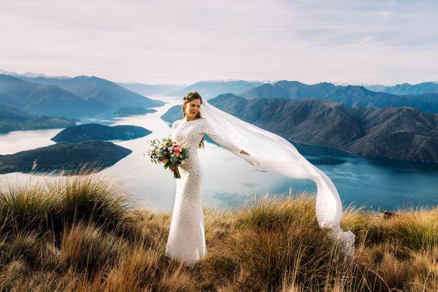 Queenstown wedding elopement packages NZ