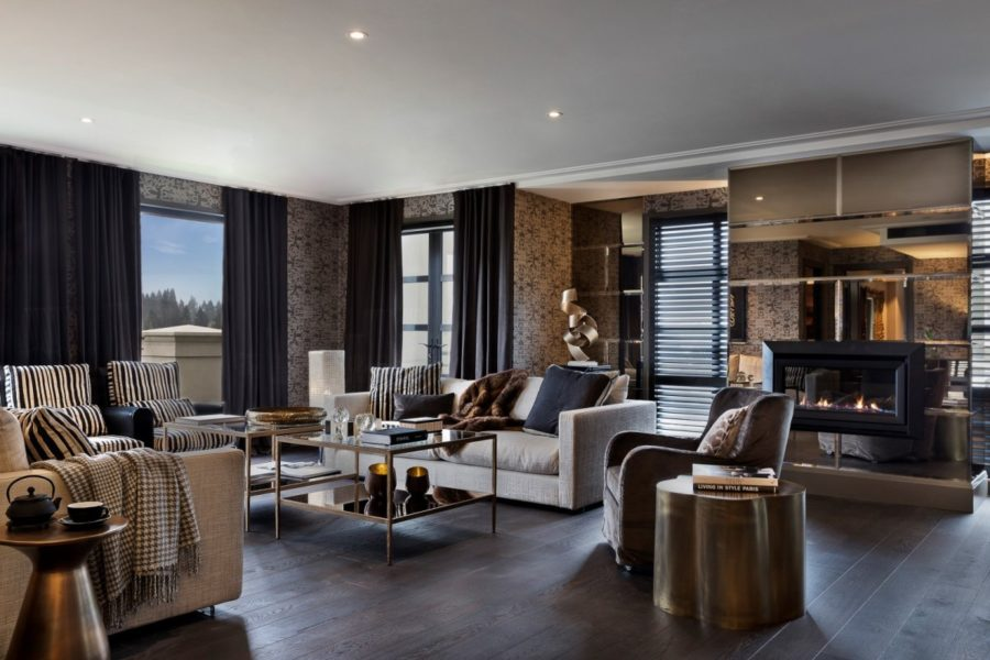Penthouse at Sofitel Queenstown Luxury Hotel - one of the top luxury hotels and lodges in queenstown