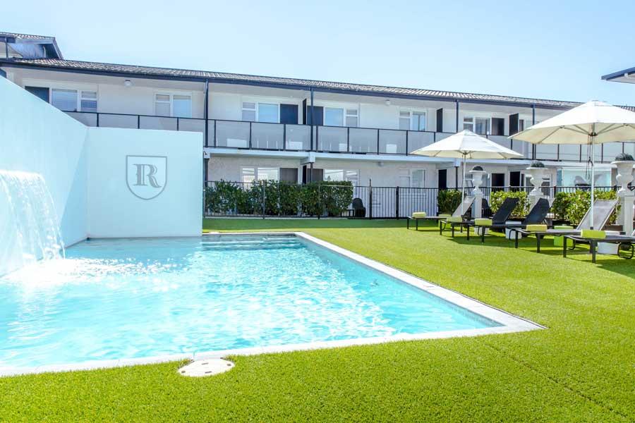 Regent of Rotorua luxury hotel New Zealand